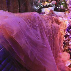 La Princesa Disney Aurora vestida de Elie Saab