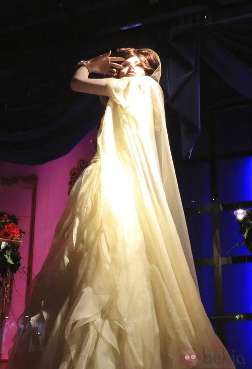 La Princesa Disney Bella vestida de Valentino