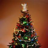Árbol de Navidad a todo color