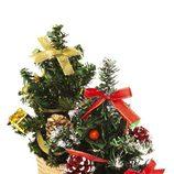 Pequeños árboles de Navidad
