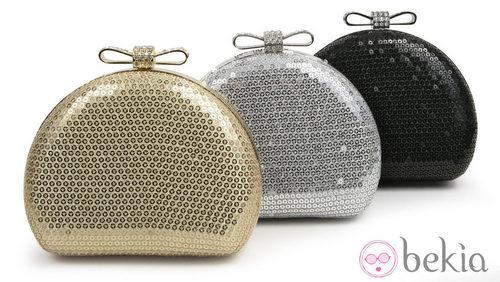 Miniclutches de la colección Navidad 2013 de Loeds