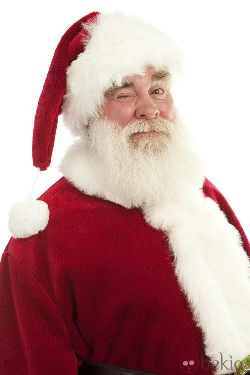 Papá Noel, protagonista del día de navidad