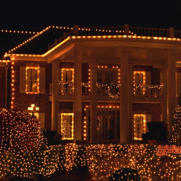 Ideas para decorar el exterior de tu casa en Navidad