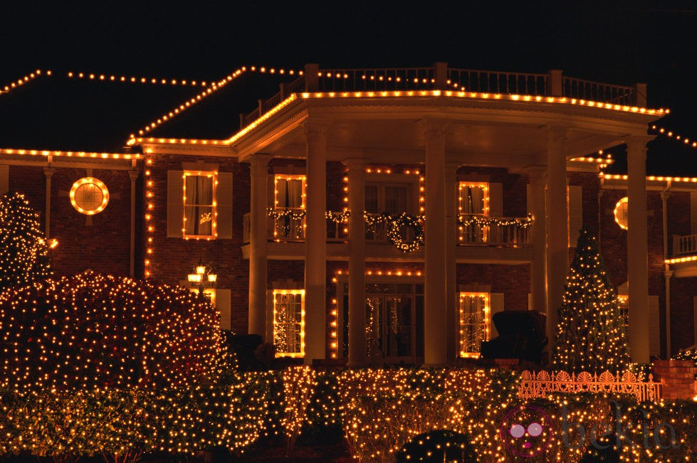 Ideas para decorar el exterior de tu casa en navidad - Adornar la casa en navidad ...