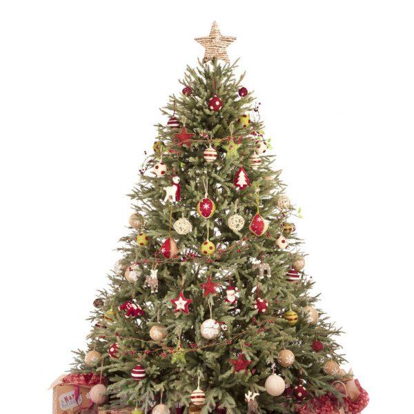 Árboles de Navidad: ideas de decoración