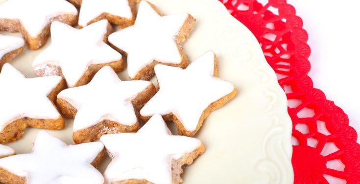 Sorprende a tus invitados con tus galletas de navidad