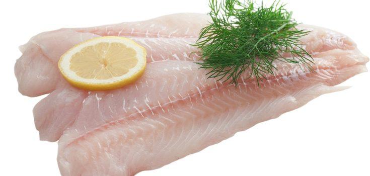 Lomos de bacalao listos para cocinar