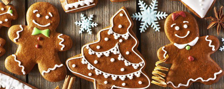 Tus galletas de jengibre alegrarán tu mesa