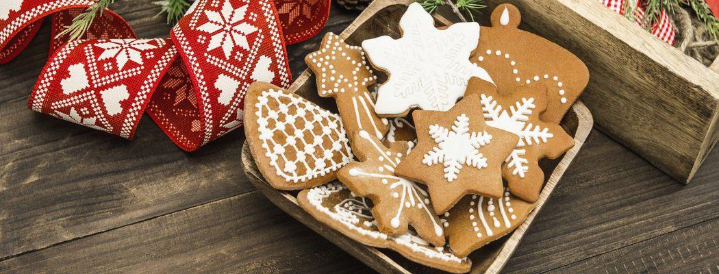 Postes de Navidad: Galletas decoradas