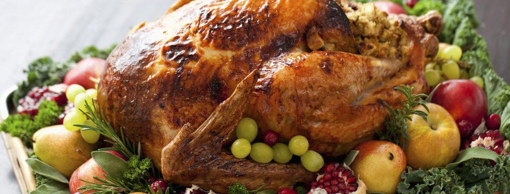Aves de Navidad: Pavo relleno