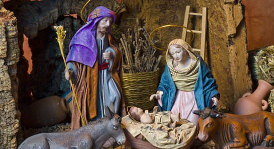 'Los peces en el río' se centra en la historia de la Virgen María