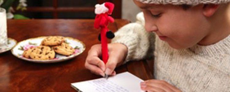Los niños tendrán que escribir una carta a los Reyes Magos