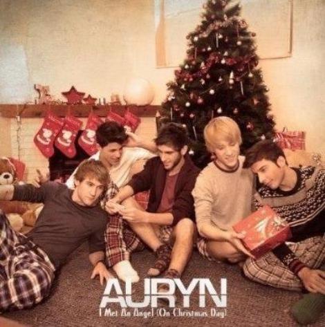 'I met an Angel (On Christmas Day)', es el villancico de Auryn para esta navidad