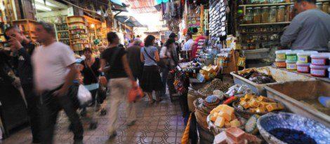 En Egipto se aconseja regatear con los comerciantes sin miedo