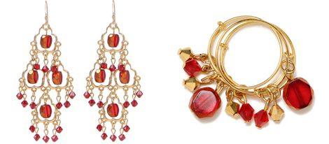 Alex? and? Ani presenta su colección de joyas para esta Navidad 2011