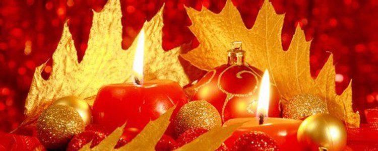 Centro de mesa Navidad
