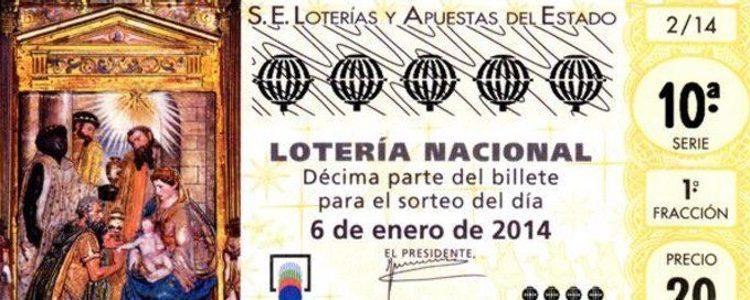 Décimo de la Lotería del Niño