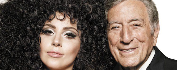 Lady Gaga y Tony Bennett se ponen navideños para H&M