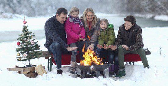 En casa o de excursión, lo importante es disfrutar de la compañía de tus seres queridos