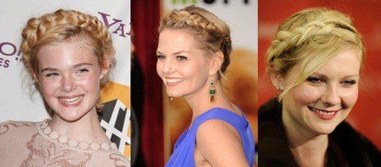 Elle Fanning, Jennifer Morrison y Kirsten Dunst