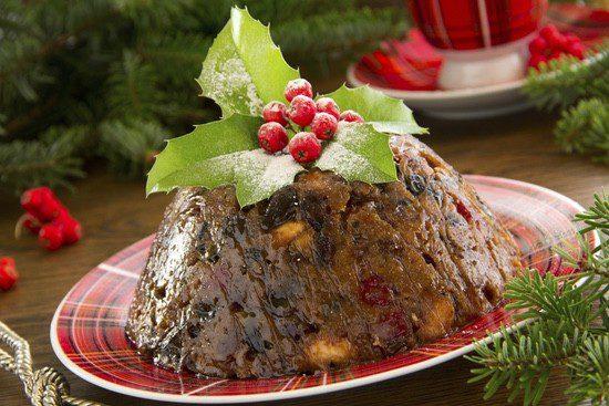 El 'Christmas Pudding' es una de los tradicionales platos navideños de Reino Unido