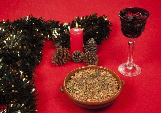 En Italia las lentejas son símbolo de la riqueza y prosperidad para el Año Nuevo