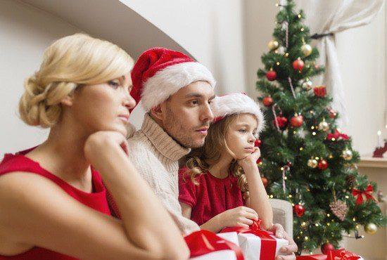 Evitar los conflictos para no estropear la armonía familiar durante las cenas navideñas