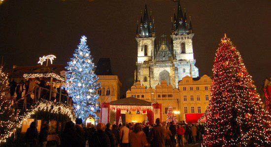 República Checa y Eslovaquia son regiones muy ricas en folclore navideño