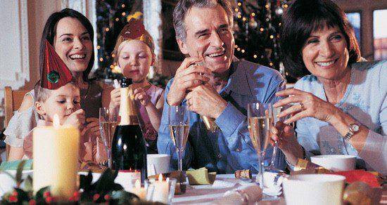 Disfruta la Navidad, independientemente de con quién