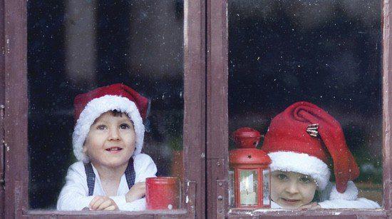 Piensa cómo le gustaría a esa persona verte en las navidades, ¿Feliz o triste?