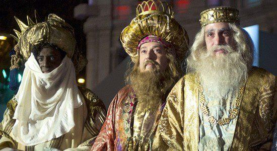 La Cabalgata de Reyes es una de las fiestas más esperadas por los más pequeños