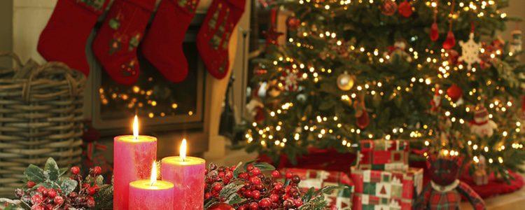 Hay muchas opciones para decorar la casa por Navidad