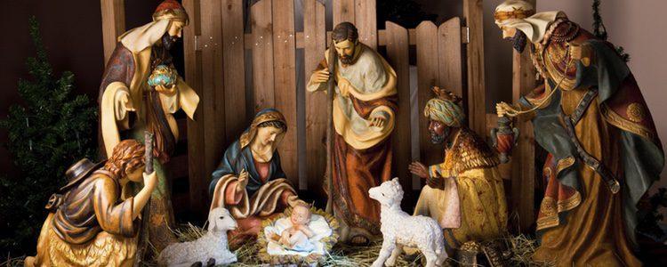 El belén es una tradición muy española incluida en la decoración navideña