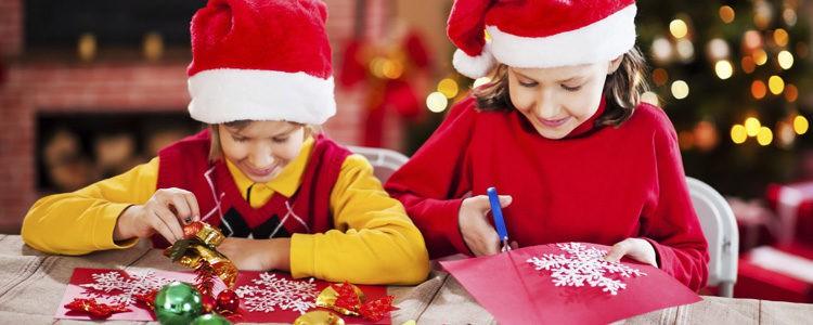 Es la forma más creativa para que los niños disfruten del espíritu navideño