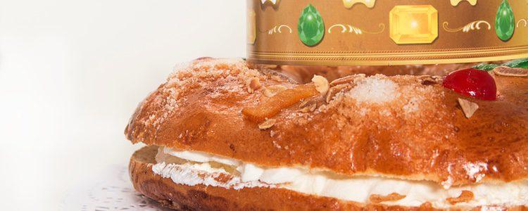 El Roscón de Reyes es un dulce que no puede faltar en nuestra mesa navideña