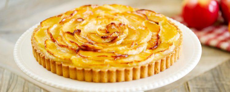 La tarta de manzana requiere de varios pasos para que quede perfecta