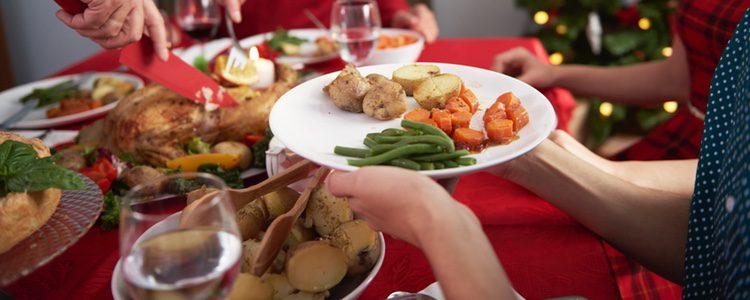La cena se puede arruinar por discusiones entre familiares