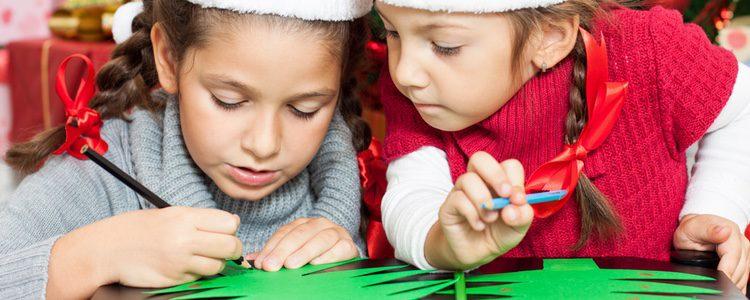 Que los niños hagan manualidades implicará un aumento en su creatividad