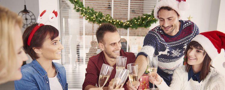 La navidad es un momento de reuniones familiares