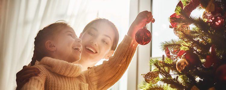 Los adornos del árbol de navidad son muy diferentes a los de hace veinte años