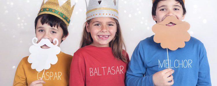 Los 3 Reyes Magos no pueden faltar en el Belén, son un icono mítico de la Navidad