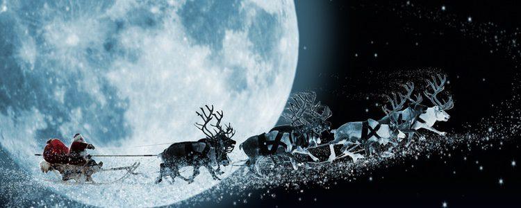 24de diciembre es la noche de regalos de Papá Noel
