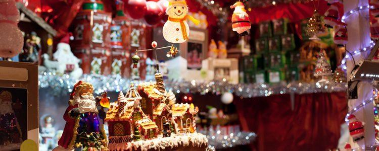 En los mercados navideños podemos encontrar los detalles más bonitos para decorar nuestra Navidad