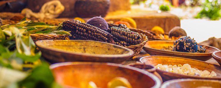 Los sabores de los alimentos son característicos de cada zona y país