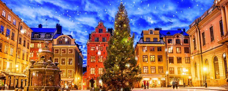 La capital sueca es una de las ciudades mejor decoradas del mundo