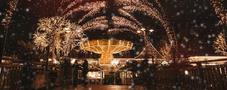 Los mercados navideños son uno de los epicentros de ocio en Suecia