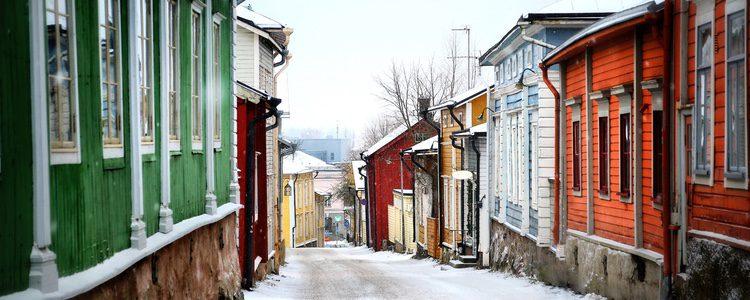 Los finlandeses celebran las navidades de forma muy similar a sus países vecinos