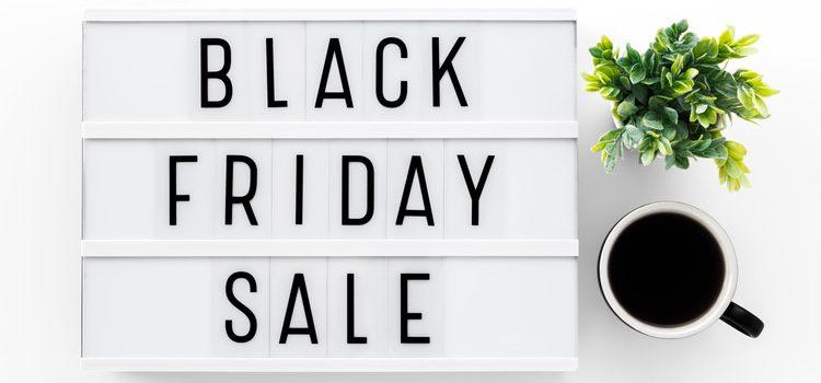 Si aprovechas el Black Friday para tus compras navideñas puedes ahorrar dinero
