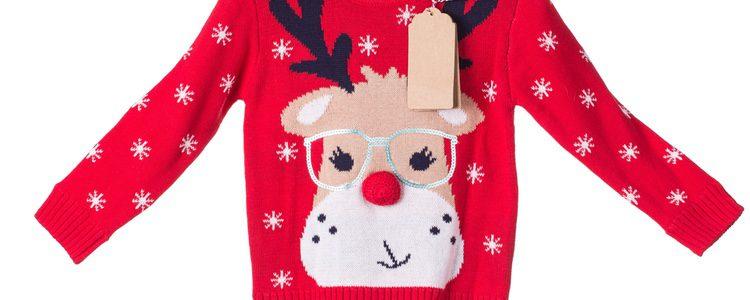 Los jerseis de renos no gustan a los españoles