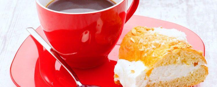 Es ideal acompañar el roscón de Reyes con un café